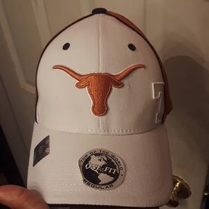 Vintage Texas Longhorns hat